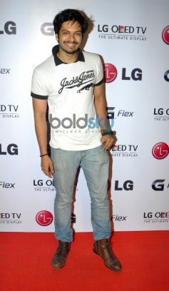 Ali Fazal at Atul kasbekar's photo Exhibition