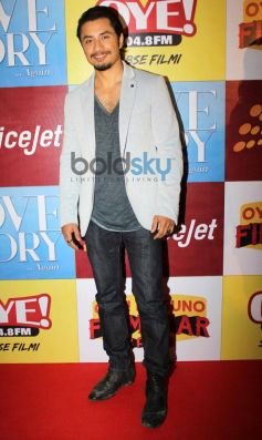 Ali Zafar stuns snapped at audition event