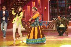 Alia Bhatt dance at Comidy Night with kapil