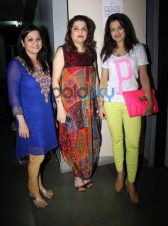 Amisha Patel at Pankaj Udas concert