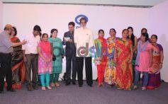 Amitabh Bachchan launches Meri Beti Meri Shakti