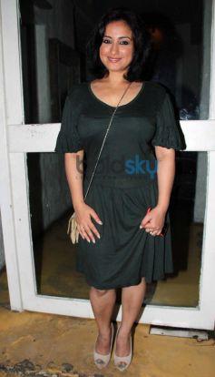 Divya Datta during Priyanka Sinha's book launch