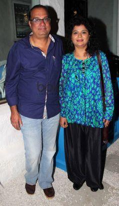 Celebs during Priyanka Sinha's book launch