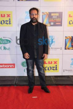 Anand L Rai at Zee Cine Awards 2014