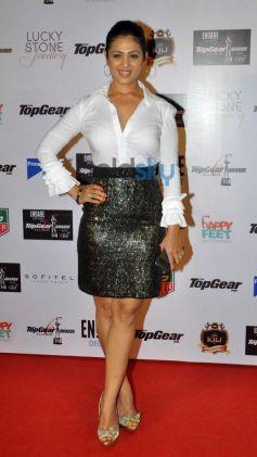 Anjana Sukhani stuns during Top Gear Awards