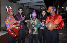 Announcement of Goa Carnival 2014