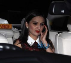 Annu Deewan at Abhishek Bachchan 38th Birthday Bash