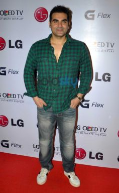Arbaaz Khan at Atul kasbekar's photo Exhibition