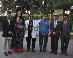 Bappi Lahiri Education For All good will Ambassador