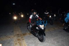 Bikers at Hero Hockey India League