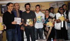Bollywood celebs during launch of book Sagar Movietone