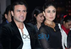 Saif Ali Khan and Kareena Kapoor Khan at IIFA press conference