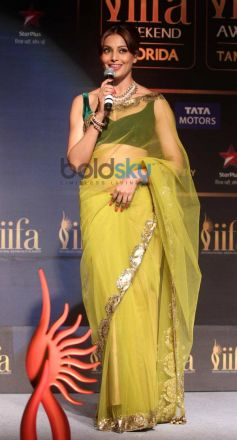 Bipasha Basu during IIFA press conference