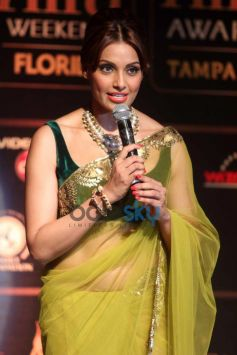 Bipasha Basu during IIFA press conference