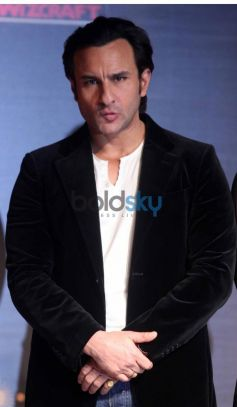Saif Ali Khan at IIFA press conference