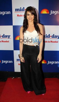 Bollywood celebs at Mid Day relaunch party