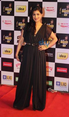 Pallavi Sharda stuns at Mirchi Music Awards 2014