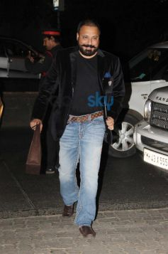 Bunty Walia during Abhishek Bachchan 38th Birthday Bash