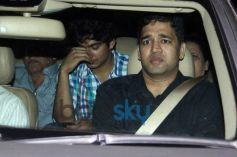 Celebs at Abhishek Bachchan 38th Birthday Bash