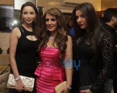 Celebs at Launch of Cappuccino Jewellery Store