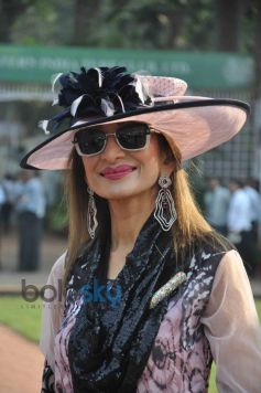 Celebs at Mc Dowell Signature Indian Derby