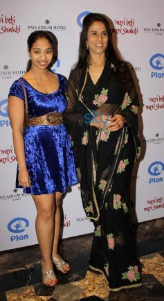 Celebs at Meri Beti Meri Shakti launch