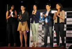 Celebs at National College Festival 2014