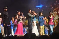 Celebs Performs At Temptation Reloaded 2014
