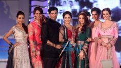Celebs walk for Manish Malhotra Event