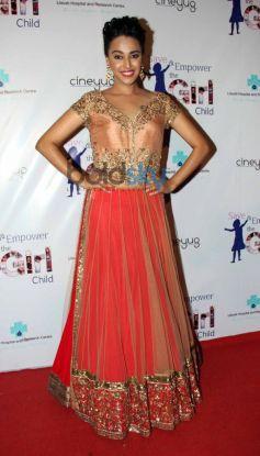 Swara Bhaskar walk for Manish Malhotra Event