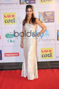 Deepika Padukone stuns at Zee Cine Awards 2014