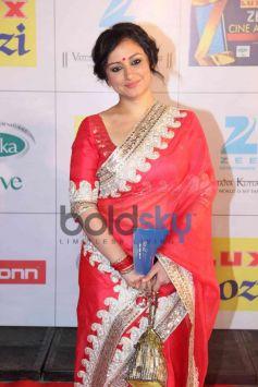 Divya Dutta stuns at Zee Cine Awards 2014