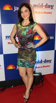 Eli Avram at Mid Day relaunch party