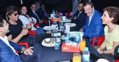 Former President of Mexico Vicente Fox meets SRK