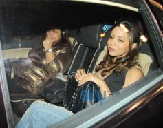 Gauri Khan at Abhishek Bachchan 38th Birthday Bash