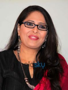 Geeta Kapoor during Press Meet of zee tv's DID Liltle Masters