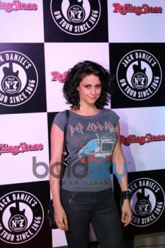 Gul Panag stuns at Jack Daniel's Annual Rock Awards