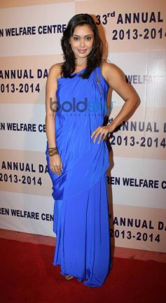 Hrishita Bhatt at Global Warming Awareness by  CWCHS
