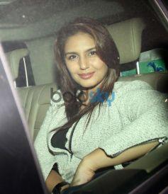 Huma Qureshi at Gunday Special Screening
