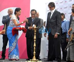 Inaugurates Surya Child Care's Hospital
