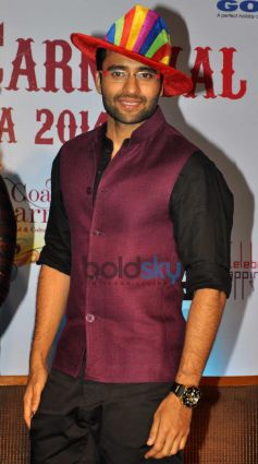 Jackie Bhagnani at Announcement of Goa Carnival 2014