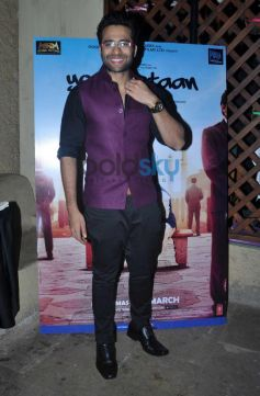 Jackie Bhagnani during Announcement of Goa Carnival 2014