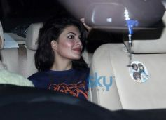 Jacquline Fernandez at Gunday Special Screening