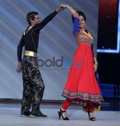 Kangana Ranaut dance during Indian's Got Talent show