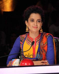 Kangana Ranaut stuns during Indian's Got Talent show