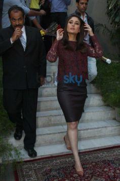 Kareena Kapoor Khan during Naturals Brand event