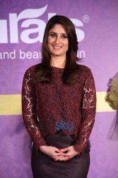 Kareena Kapoor Khan at Naturals Brand event