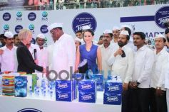 Karishma Kapoor during Tempo Smart Foodie campaign