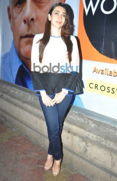 Karishma Kapoor during Timeless Austen book launch