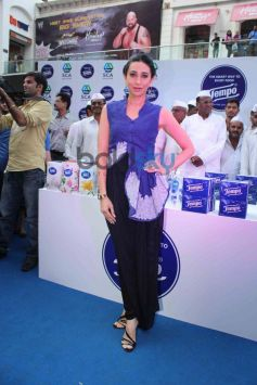 Karishma Kapoor at Tempo Smart Foodie campaign